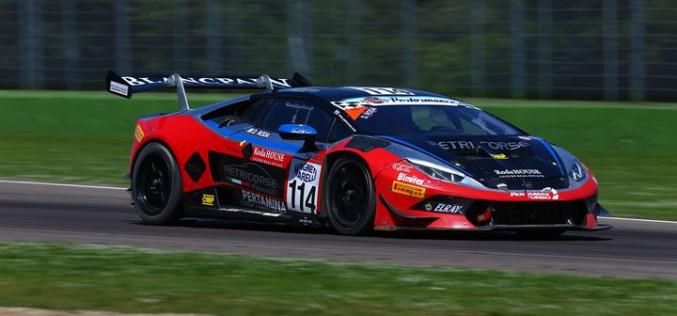 Trentin-Palazzo (Lamborghini Huracan) si aggiungono agli iscritti di Imola