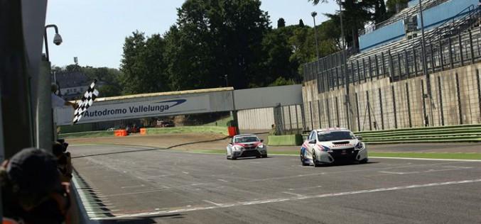 Roberto Colciago cala il bis e chiude il quinto round del Campionato Italiano Turismo