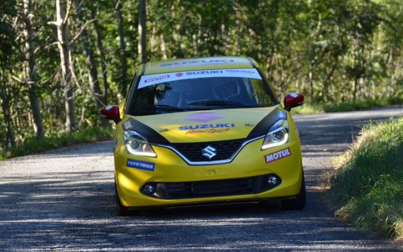 Suzuki Rally Trophy, a Roma la conclusione