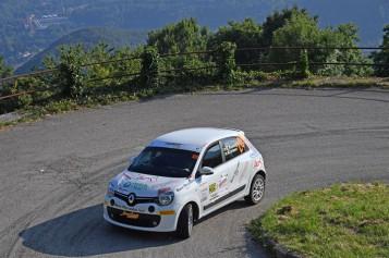 I trofei Renault Rally approdano al Rally di Roma Capitale