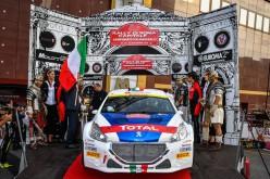 Rally di Roma: Titoli più vicini per i piloti Pirelli
