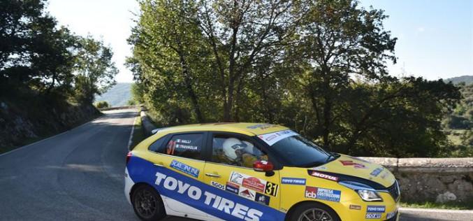 Rally di Roma Capitale, Island Motorsport in grande spolvero