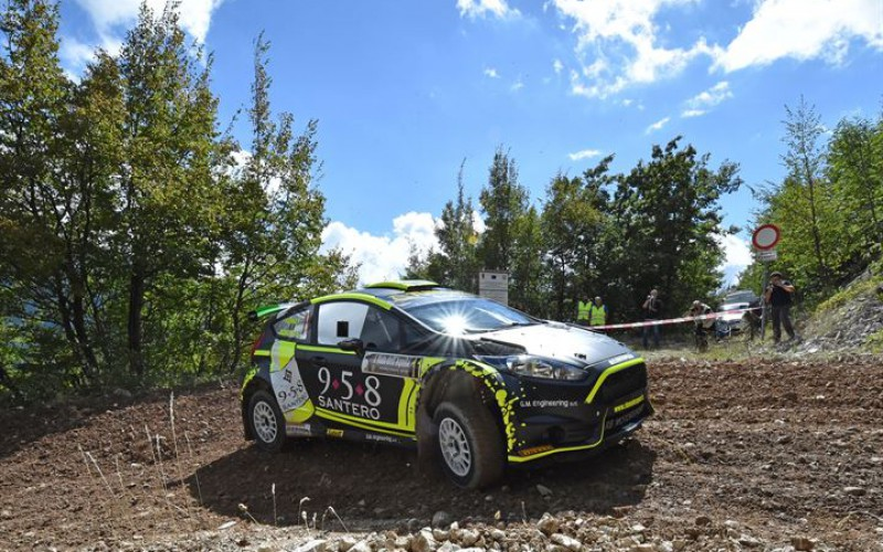 Gianmarco Donetto ci sarà al 35° Rally Costa Smeralda