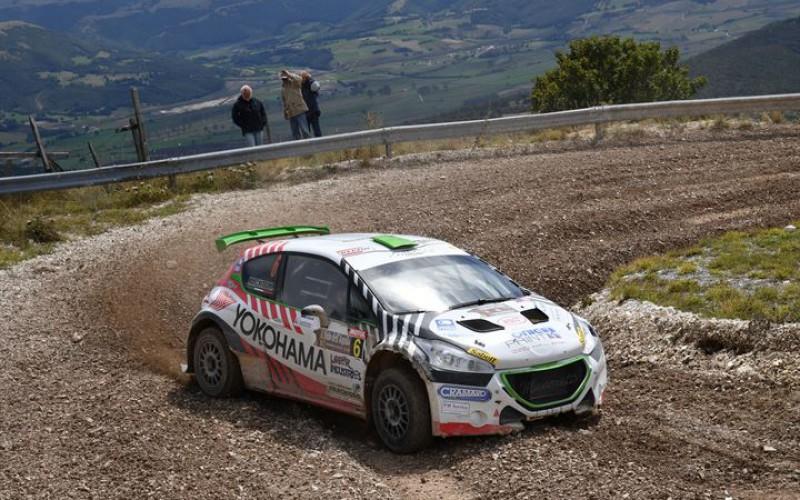 Il Trofeo Yokohama nel Campionato italiano Rally Terra 2017