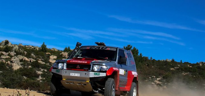 La Baja Costa Smeralda quarto round del CI Cross Country Rally