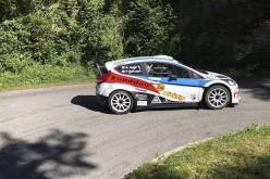Test per Pierleonardo Bancher e Alessandro Gaio in vista del Rallye San Martino di Castrozza e Primiero