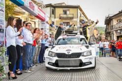 Con Gianluca D'Alto e Mirko Liburdi la Casarano Rally Team sale sul podio assoluto del 38°Rally di Pico