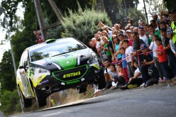 Pollara-Princiotto primi di 2 ruote motrici in top ten al Rally Roma Capitale