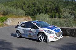 9° Rally di Reggello-Città di Firenze: vittoria bis per Senigagliesi-Morganti
