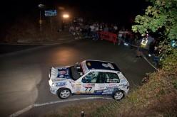 """Gabriele Catalini """"sugli scudi"""" a Reggello: e' lui il nuovo leader del Trofeo Rally Automobile Club Lucca"""