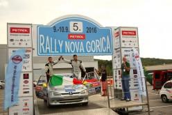 Nell'Alpe Adria Rally Cup il Gruppo 4 è di Finotti