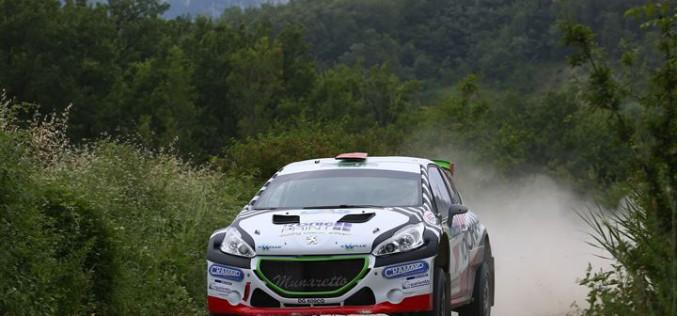 Il Trofeo Rally Terra si avvicina a Nocera Umbra