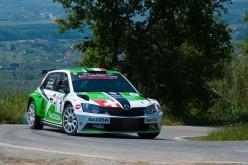 """il 37° Rally """"Città di Pistoia"""" pronto al via"""