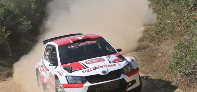 Il 35° Rally Costa Smeralda conquistato da Della Casa-Pozzi con la Skoda Fabia R5 – Delta Rally