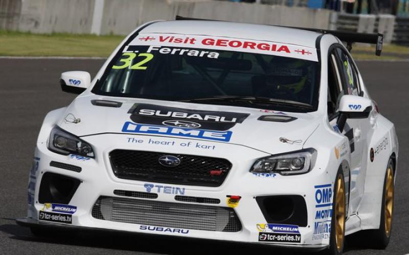 Top Run, sarà Luigi Ferrara a portare al debutto la Subaru TCR nel Campionato Italiano Turismo