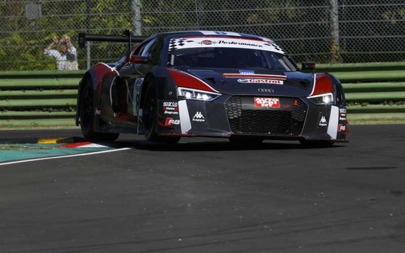 Nuovo BOP per l'AUDI R8 LMS nella classe Super GT3