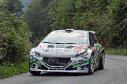 Tassone-De Marco al Due Valli, ultimo round del Campionato italiano Rally