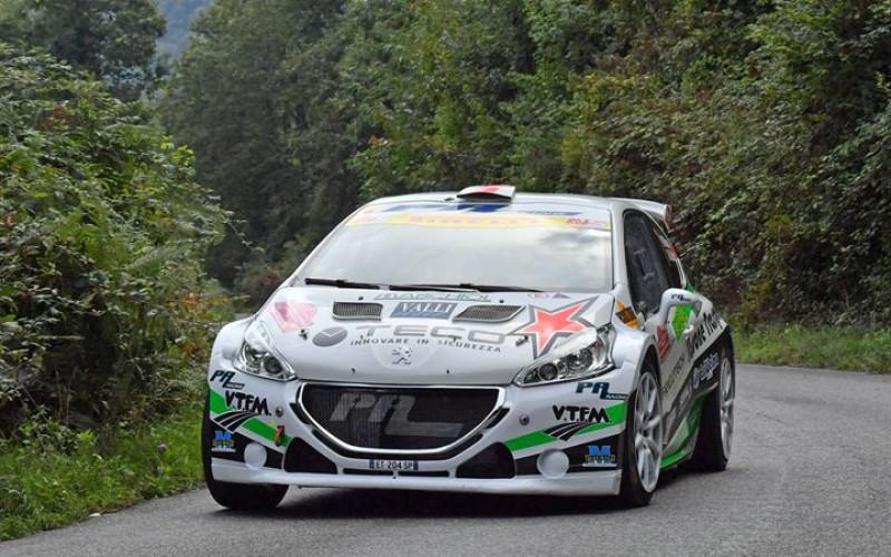 Tassone-De Marco al Due Valli, ultimo round del Campionato italiano Rally