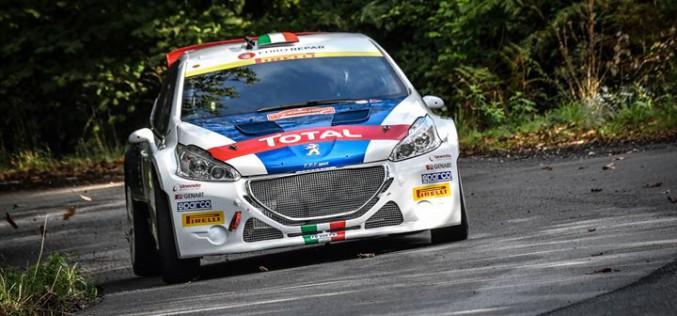 Al Motor Show Andreucci e Scandola protagonisti nel Trofeo Italiano R5