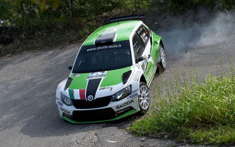 Škoda al 34° Rally Due Valli con Scandola – D'Amore all'attacco del  CIR