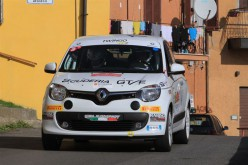 34°Rally Due Valli: Passerella finale per il trofeo Clio R3T e gara decisiva per la prima edizione del Trofeo Twingo R1
