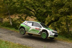Scandola-D'Amore vincono Gara 2 al Rally Due Valli e chiudono terzi in Campionato