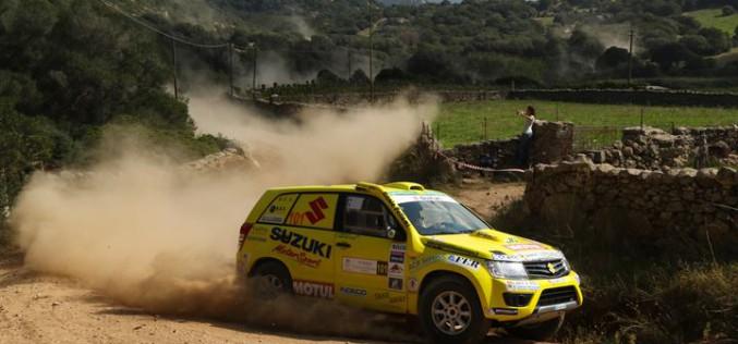 Suzuki ad un passo dal titolo Tricolore del Cross Country