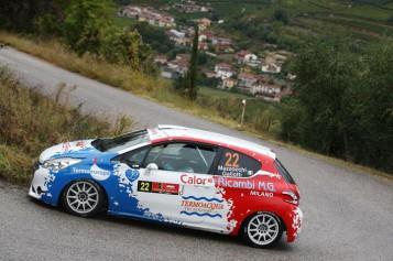 """Michelin R2 Rally Cup: il """"Due Valli"""" fa ricco Andrea Mazzocchi"""