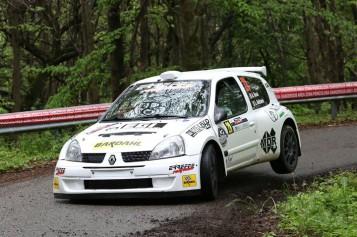 Giesse Promotion in gara al Rally Trofeo Aci Como