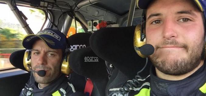 Pollara-Princiotto su Skoda Fabia al 35° Rally ACI Como