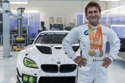 Alex Zanardi torna in pista con Sparco