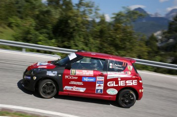 Suzuki Rally Cup. A como l'ultimo Round