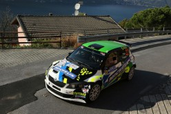 Successo di classe e top ten per Pollara-Princiotto al 35° Rally Trofeo ACI Como