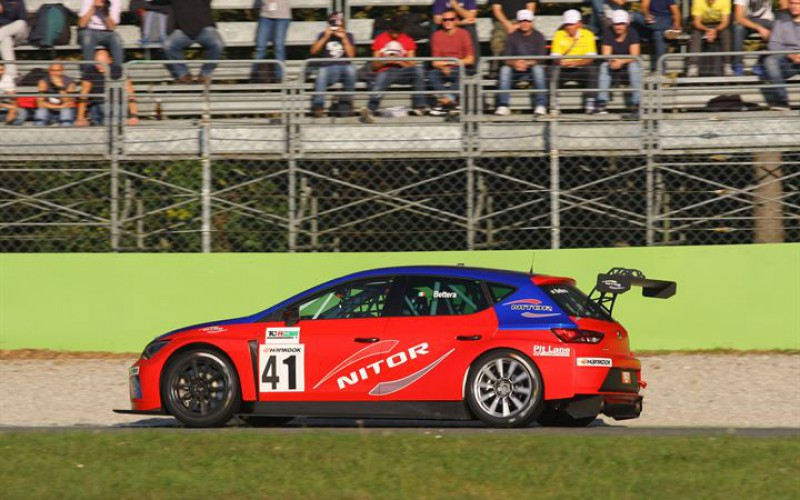 Enrico Bettera (Seat Leon Tcr) vince l'ultima gara del Campionato Italiano Turismo