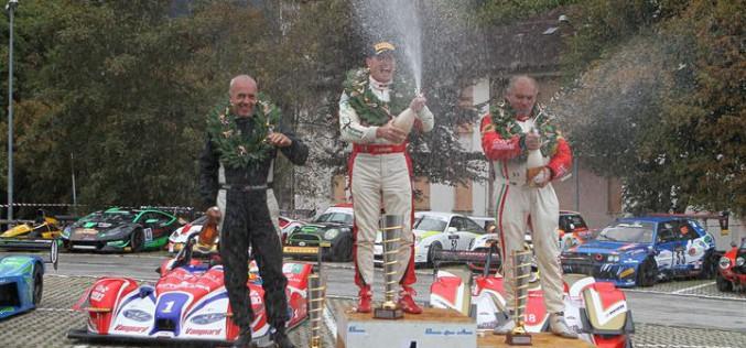 Magliona vince a Pedavena Ligato, Liuzzi e Gonnella Campioni
