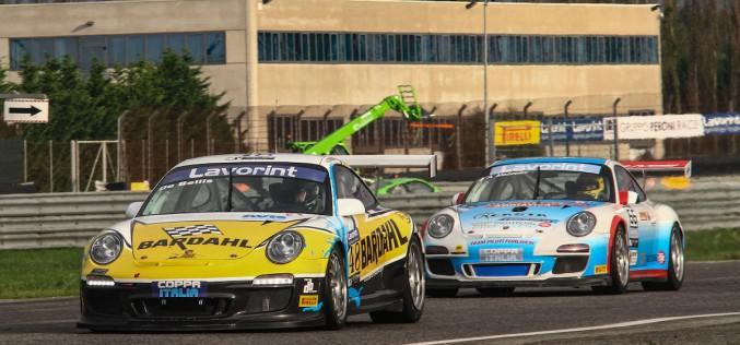 Riccardo De Bellis vince la Coppa Italia Gran Turismo