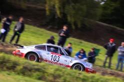 Da Zanche, al Rally Due Valli, sigilla il titolo tricolore del 2° Raggruppamento