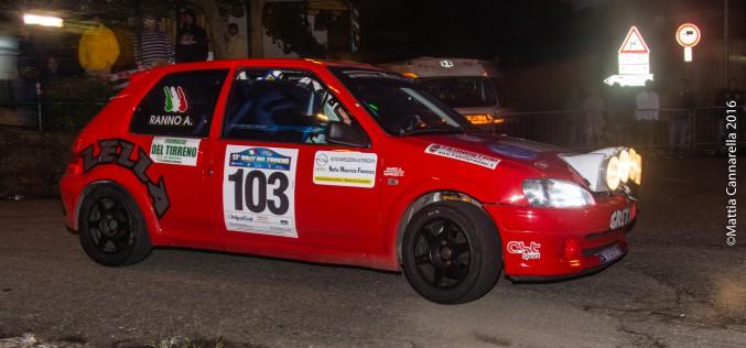 Graziella Rappazzo di CST Sport è Lady Rally Sicilia 2016