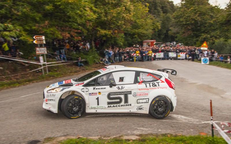 Al 40° Trofeo Maremma vittoria di Rudy Michelini