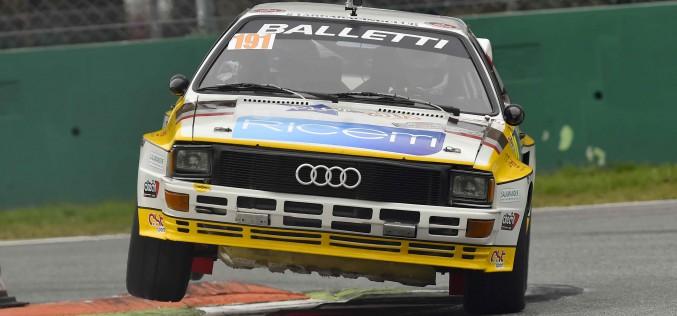 CST Sport con Riolo – Rappa su Audi Quattro al Rallylegend