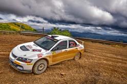 Sugli sterrati della Val d'Orcia la Casarano Rally Team cerca conferme