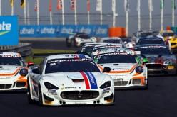 Villorba Corse e Maserati alle finali dell'Europeo GT4 a Zandvoort