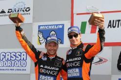 Biagi conquista un altro podio a Monza