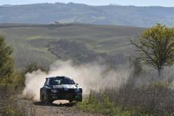 Ottima prestazione per Luca Hoelbling all'ultimo appuntamento del Trofeo Rally Terra
