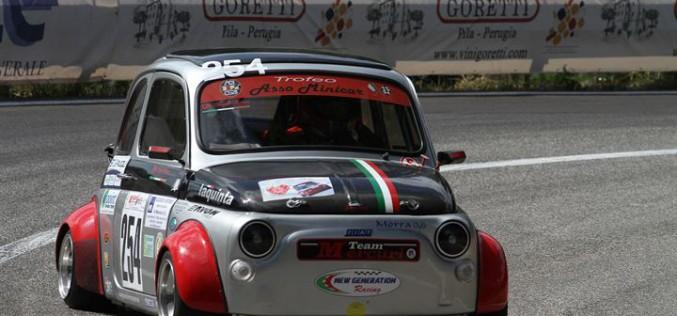 Angelo Mercuri Campione Italiano Bicilindriche