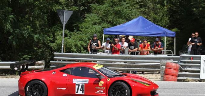 Due Campioni CIVM GT protagonisti al Motor Show