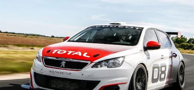 Peugeot 308 Racing Cup TCR, la Casa del Leone pronta a ruggire anche nel Campionato Italiano Turismo
