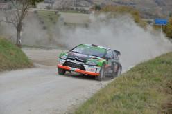 Federico Della Casa e Domenico Pozzi vincono il 9° Rally Balcone delle Marche