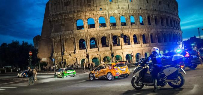 Il Rally Di Roma Capitale nel Campionato Europeo Rally