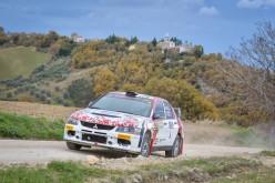 La Casarano Rally Team rientra da Cingoli con altri punti importanti per il Raceday